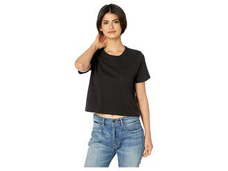 Richer Poorer Boxy Crop Tee