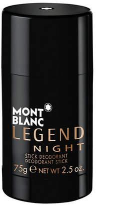 Montblanc Legend Night Deodorant Stick