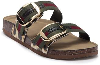 Madden-Girl Bam Bamm Buckle Slide