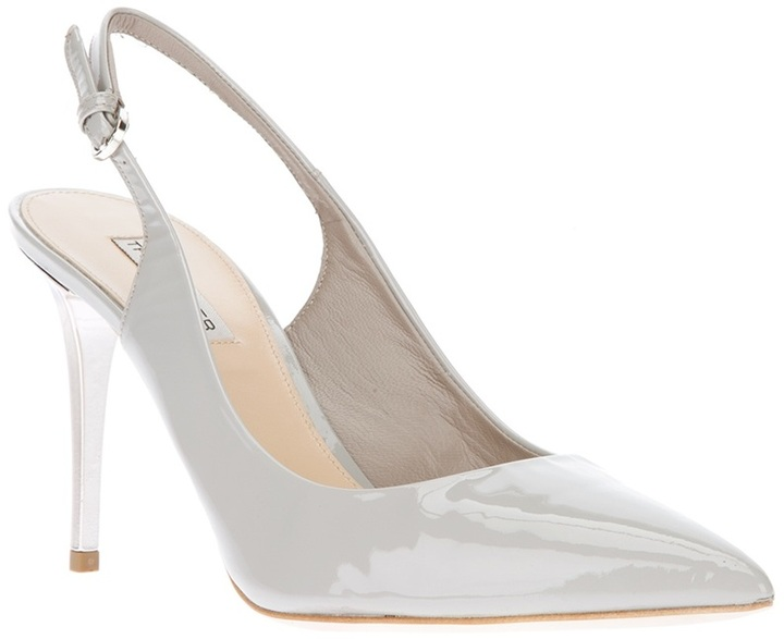 The Seller slingback pump
