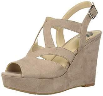 Fergalicious Women's Marcy Wedge Sandal