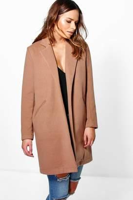 boohoo Wool Look Coat
