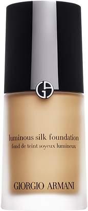 Giorgio Armani Women's Luminous Silk Foundation - 4.5