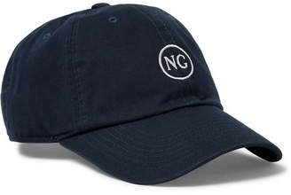 Noon Goons Embroidered Cotton-Twill Baseball Cap