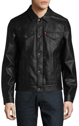 Levi's Snap Front Trucker Jacket