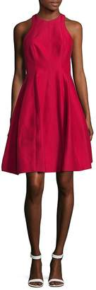Halston Women's Carmine Fit-&-Flare Dress