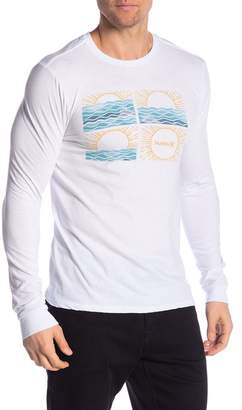 Hurley Sunrise Long Sleeve Tee