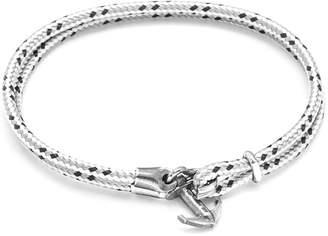 Brighton Silver & Rope Bracelet