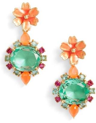 Women's Kate Spade New York Garden Party Drop Earrings $68 thestylecure.com