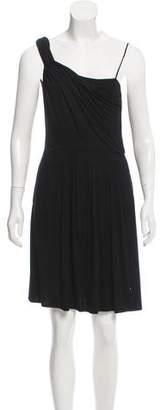 Iisli One-Shoulder Knit Dress w/ Tags