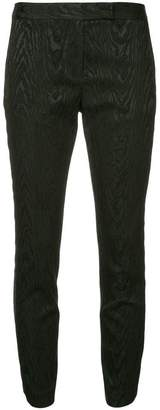 Rachel Zoe tailored jacquard trousers