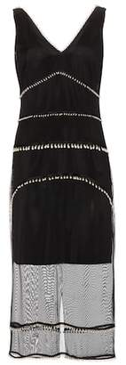 Altuzarra Gabrieli embellished dress