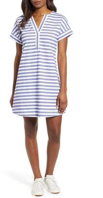 Vineyard Vines Stripe Knit Shift Dress