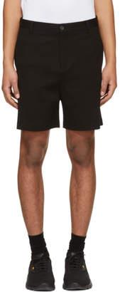 Versace Black Chino Shorts