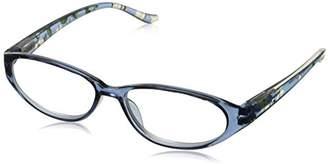 Sight Station Women's Annabelle 1016323-200.COM Rectangular Reading Glasses