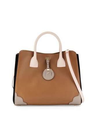 Jason Wu Jourdan Petite Leather Tote Bag, Birch $1,895 thestylecure.com