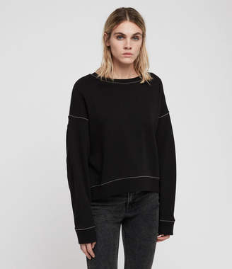 AllSaints Janey Sweatshirt
