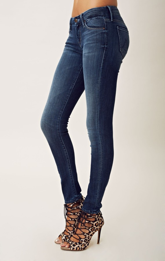 Mother The Looker Skinny Jean