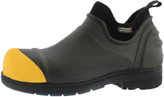 Bogs Men's Food Pro Low CSA Steel Toe Waterproof Slip On Shoe 12 M US