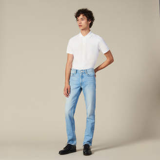 Sandro Washed Slim Jeans