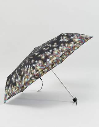 Fulton Superslim 2 Peacock Umbrella