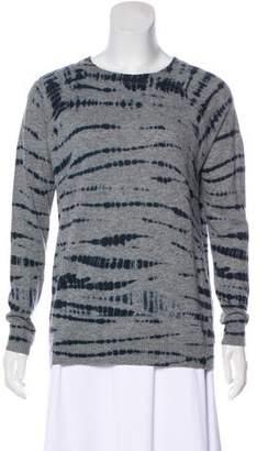 Autumn Cashmere Cashmere Tie-Dye Sweater