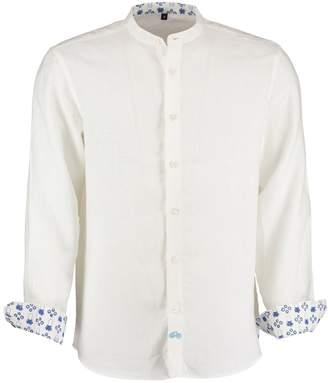 Tobias Clothing - Goa White Linen Shirt