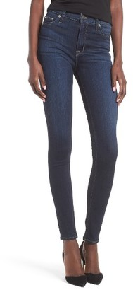 Women's Hudson Jeans Barbara High Waist Super Skinny Jeans $190 thestylecure.com