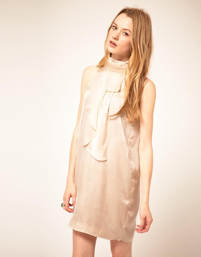 Vero Moda Dress With High Neck