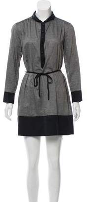 Rag & Bone Long Sleeve Shirtdress
