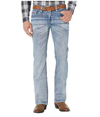 Rock and Roll Cowboy Reflex Pistol Jeans in Light Wash M0P1073