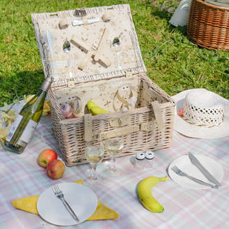 Dibor Personalised Country Escape For Two Picnic Hamper