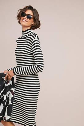 Marimekko Angervo Wool Turtleneck Dress