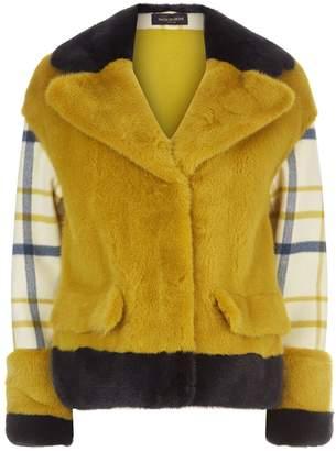 Piazza Sempione Mink Fur Jacket
