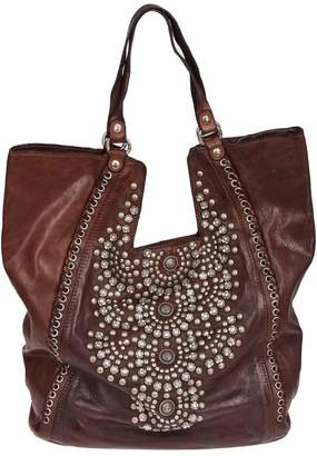 Campomaggi Studded Tote