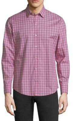 Zachary Prell Duran Check Shirt