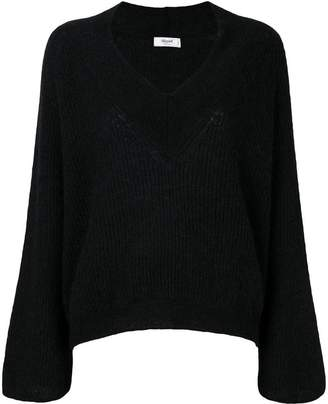 Blugirl loose fit ribbed jumper
