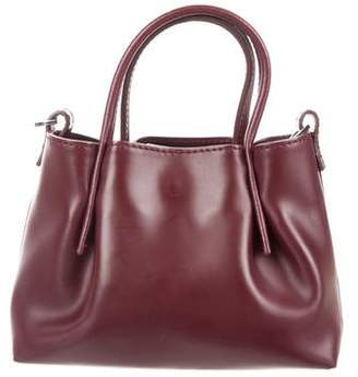 AGL Mini Leather Satchel