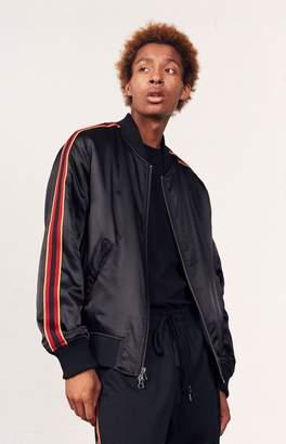 PacSun Side Stripe Bomber Jacket