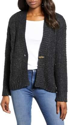 Kersh Chunky Knit Cardigan Sweater