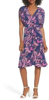 Trina Turk trina Payton Print Jersey Dress