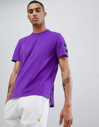 The North Face Fine 2 T-Shirt in Purple