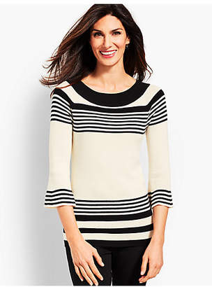 Talbots Melody Stripe Sweater