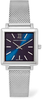 Larsson & Jennings Norse Stainless Steel Watch - Silver