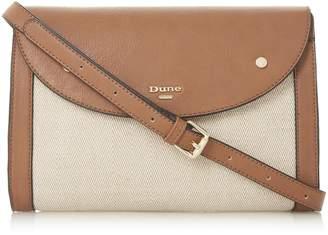 Dune Eldora Raffia Cross Body Bag