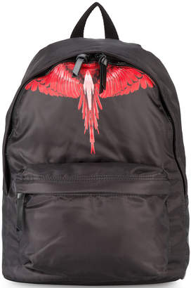 Marcelo Burlon County of Milan Choym print backpack