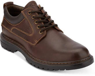 Dockers Warden Plain-Toe Leather Oxfords Men's Shoes