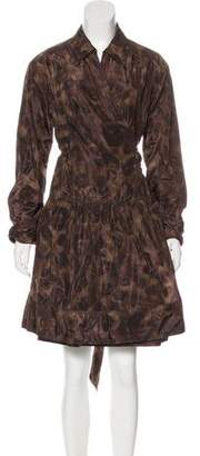 Diane von Furstenberg Pablita Wrap Dress w/ Tags