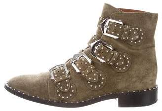 Givenchy Elegant Studded Boots