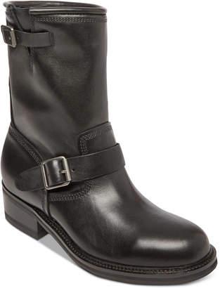Steve Madden (スティーブ マデン) - Self Made by Steve Madden Men Madman Leather Boots Men Shoes
